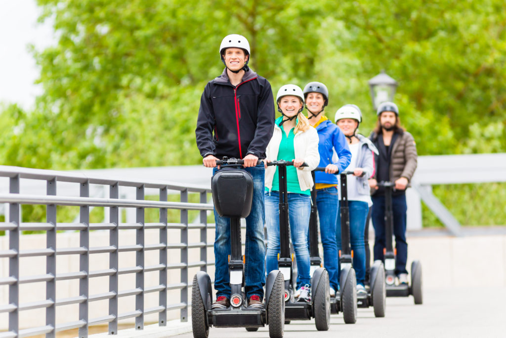 Segway Ride Tour