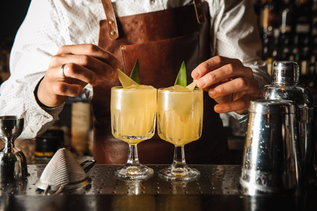 Curated Specialty Cocktails